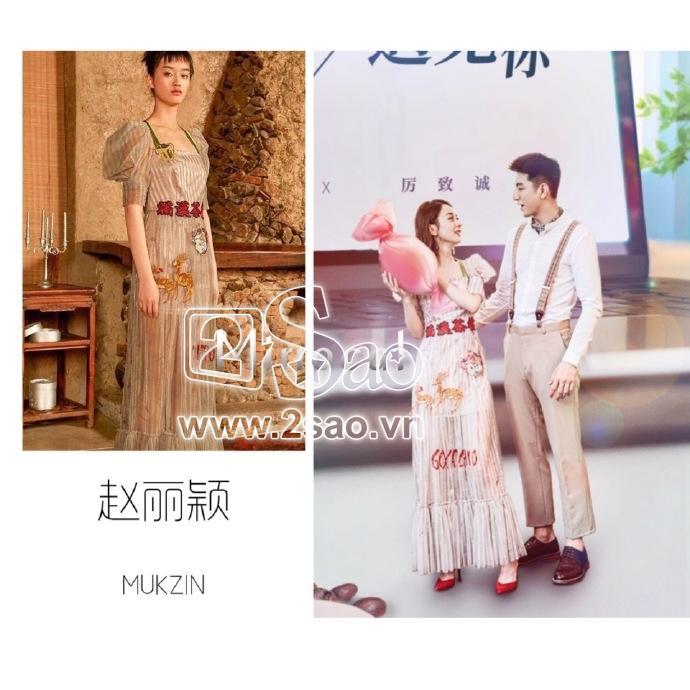 Chi cả đống tiền nâng cấp hình ảnh, Triệu Lệ Dĩnh vẫn bị chê mặc hàng hiệu như hàng chợ trong phim mới-6