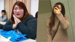 Cô gái Đài Loan giảm 60kg, hóa mỹ nhân nhờ kiêng trà sữa!