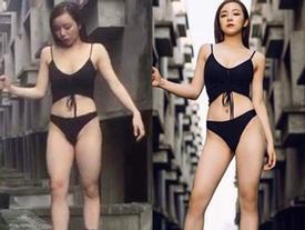 HOT nhất mạng xã hội hôm nay: Sự thật đáng sợ về đôi chân nuột nà của 'hot girl ngủ gật' Thủy Tiên