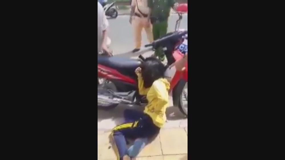 Phú Yên: Công an xác nhận cô gái trúng đạn từ súng cao su của CSGT-1