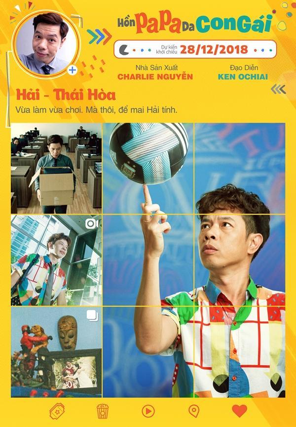 Chết cười với Thái Hòa phiên bản Kaity Nguyễn mặc đồng phục nữ sinh-1