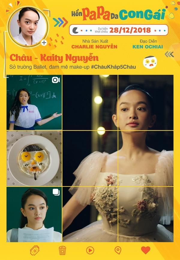 Chết cười với Thái Hòa phiên bản Kaity Nguyễn mặc đồng phục nữ sinh-2