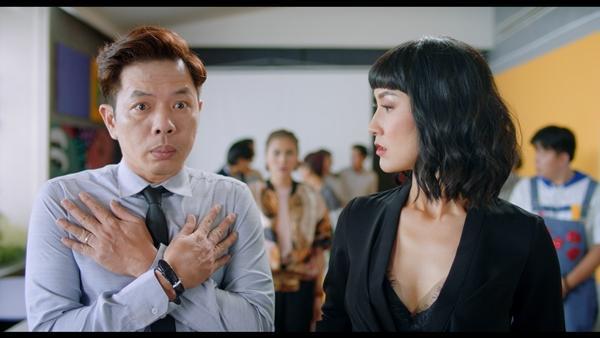 Chết cười với Thái Hòa phiên bản Kaity Nguyễn mặc đồng phục nữ sinh-6