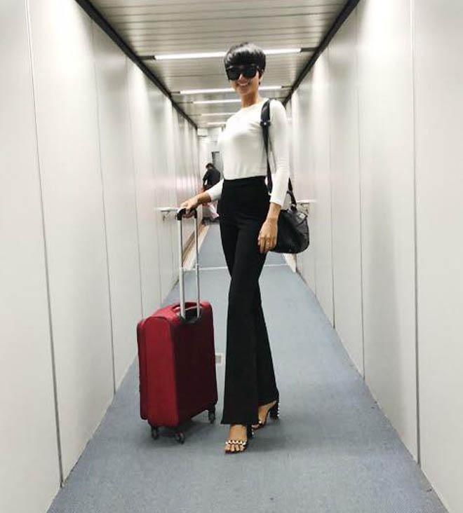 Hoa hậu Ê Đê sở hữu bảo vật chân dài nhìn như 2 mét nhờ... ăn lá rừng?-6