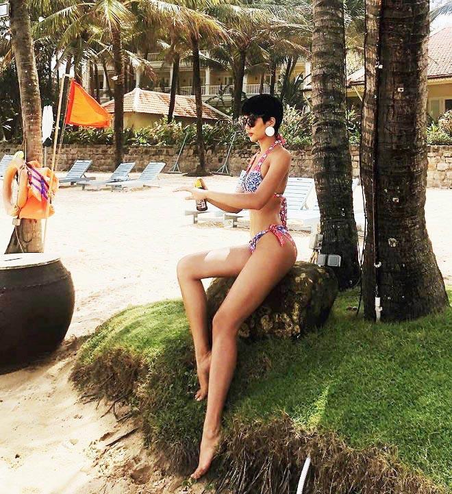 Hoa hậu Ê Đê sở hữu bảo vật chân dài nhìn như 2 mét nhờ... ăn lá rừng?-8