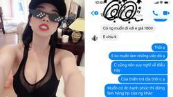 Bị gạ đi khách giá hàng nghìn đô, Linh Miu đáp trả khiến 'tú bà' xanh mặt