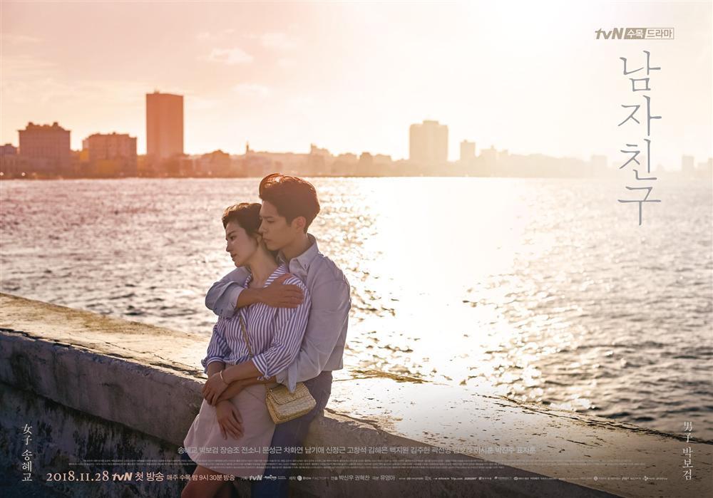 Song Hye Kyo và Park Bo Gum tình bể bình tại đất nước Cuba xinh đẹp-2
