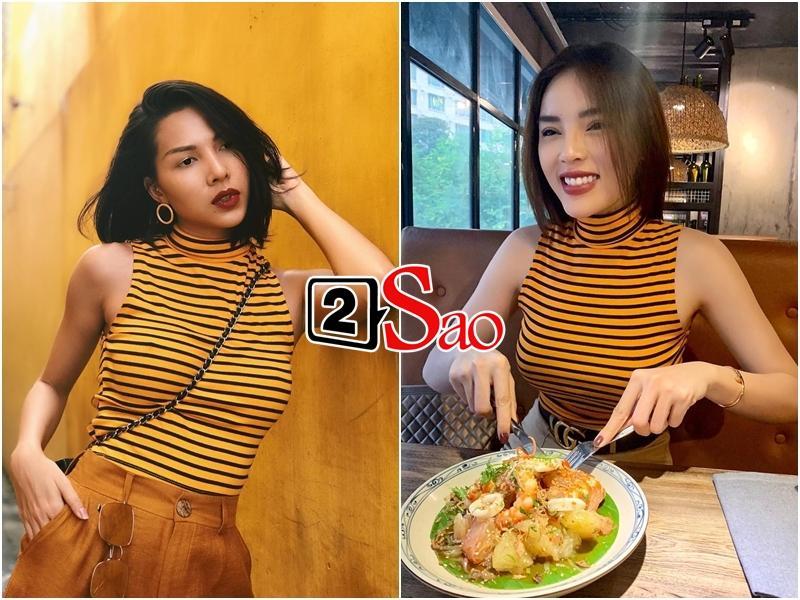 Kỳ Duyên - Minh Triệu tình tứ diện váy đôi rồi cùng nhau đập hộp iPhone tà tữa-9