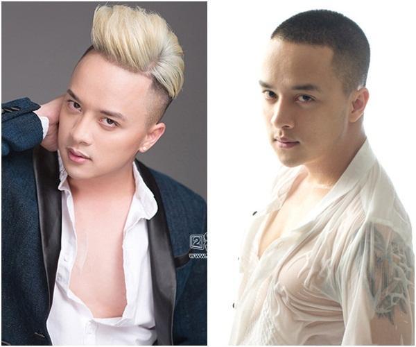 Tài tử showbiz Việt đồng loạt cắt đầu đinh: Người ngày càng đẹp trai, kẻ đánh rơi phong độ-3