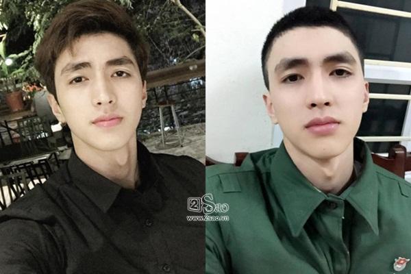 Tài tử showbiz Việt đồng loạt cắt đầu đinh: Người ngày càng đẹp trai, kẻ đánh rơi phong độ-4