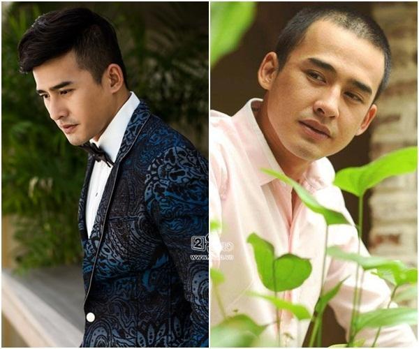 Tài tử showbiz Việt đồng loạt cắt đầu đinh: Người ngày càng đẹp trai, kẻ đánh rơi phong độ-7