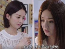 Triệu Lệ Dĩnh và Trịnh Sảng thành 'thảm họa' vì đội tóc giả trong phim mới
