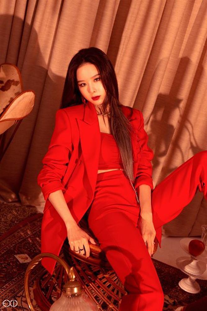 EXID tung teaser MV trở lại, người hâm mộ đồng loạt kêu cứu vì… nóng bỏng quá-2