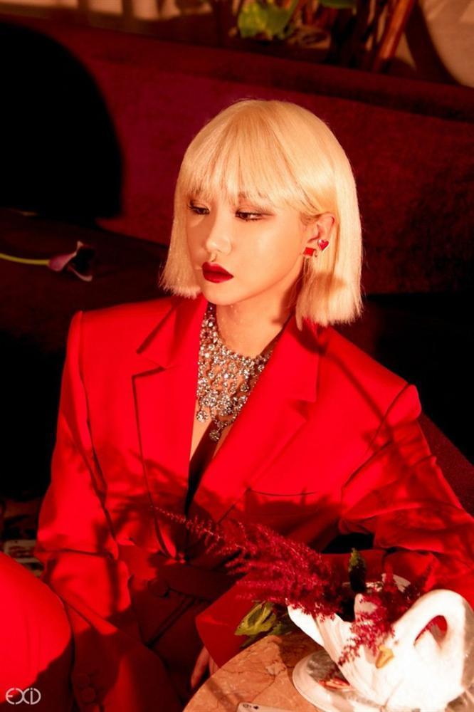 EXID tung teaser MV trở lại, người hâm mộ đồng loạt kêu cứu vì… nóng bỏng quá-3