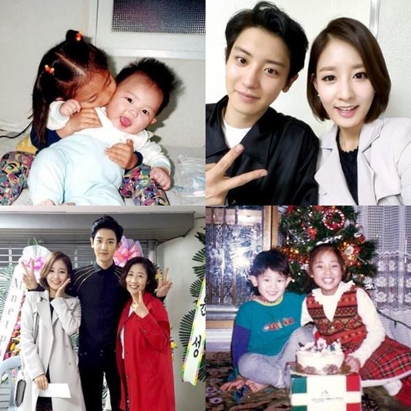 Chị gái của Chanyeol (EXO) cay đắng nói về cậu em trai nổi tiếng-11