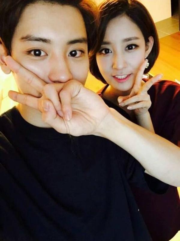 Chị gái của Chanyeol (EXO) cay đắng nói về cậu em trai nổi tiếng-5