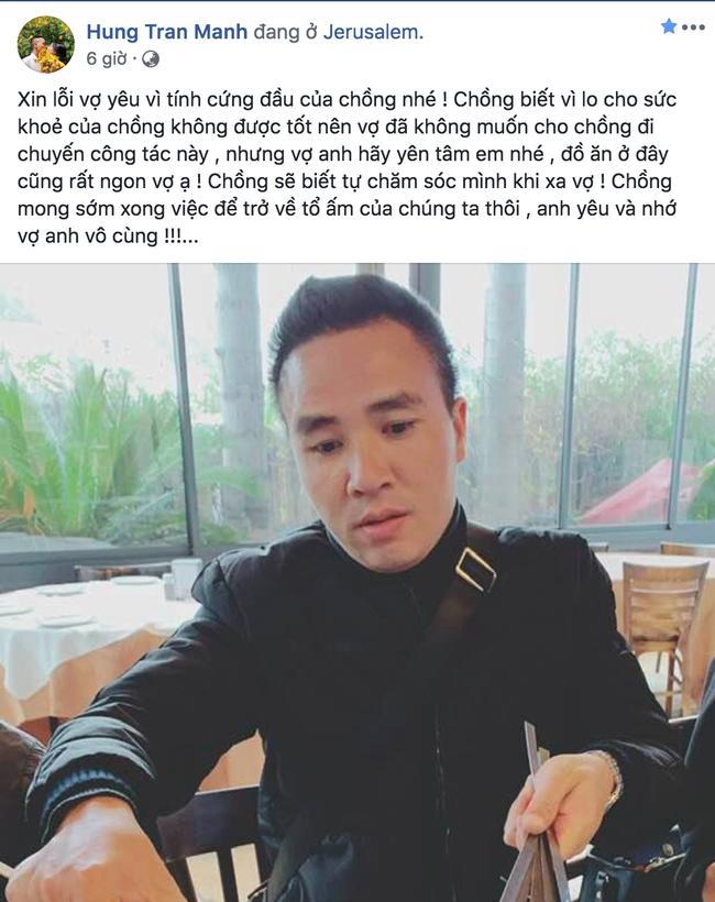Hôn phu MC Hoàng Linh bất ngờ nhận lỗi về mình, tiết lộ nguyên nhân thực sự khiến bà xã đùng đùng nổi giận-2