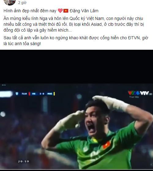 Việt Nam nhận vé vào bán kết và đây là clip ăn mừng chiến thắng gây bão khắp mạng xã hội đêm qua-1