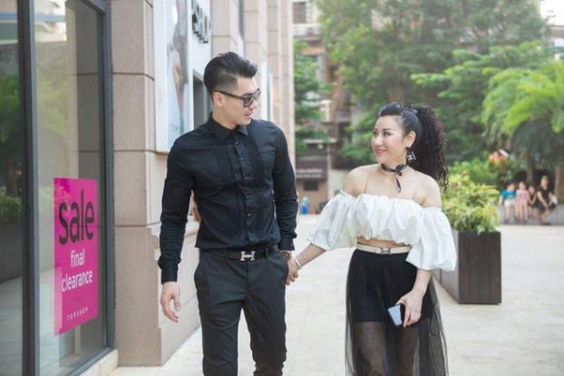 Thiệp cưới của Trương Nam Thành và người tình đại gia chính thức lộ diện-3