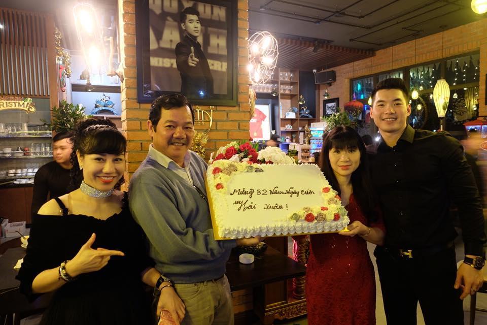 Thiệp cưới của Trương Nam Thành và người tình đại gia chính thức lộ diện-5