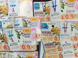 Một cán bộ ở Tây Ninh trúng thưởng 80 tờ vé số trị giá hơn 19 tỷ đồng
