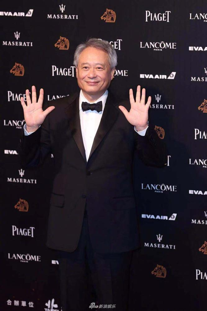 Củng Lợi, Châu Tấn, Lưu Gia Linh cùng loạt sao Hoa ngữ hàng đầu đổ bộ thảm đỏ Kim Mã danh giá-13