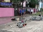 Ngập lụt Đà Nẵng: Điện giật ngã xuống đường, chồng chết, vợ nguy kịch-2
