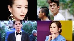10 ngôi sao Trung Quốc 'thân bại danh liệt' chỉ trong một đêm
