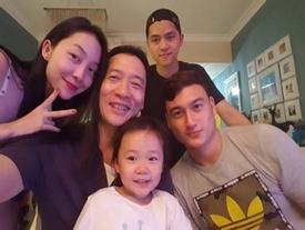 Sự thật đầy bất ngờ: Thủ thành Đặng Văn Lâm là em họ của diễn viên múa Linh Nga