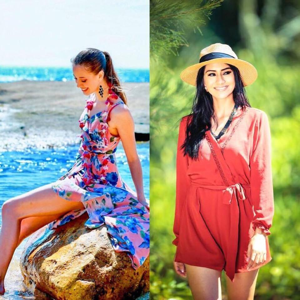 Trần Tiểu Vy diện bikini khoe đường cong bốc lửa không hề thua chị kém em tại Miss World 2018-16