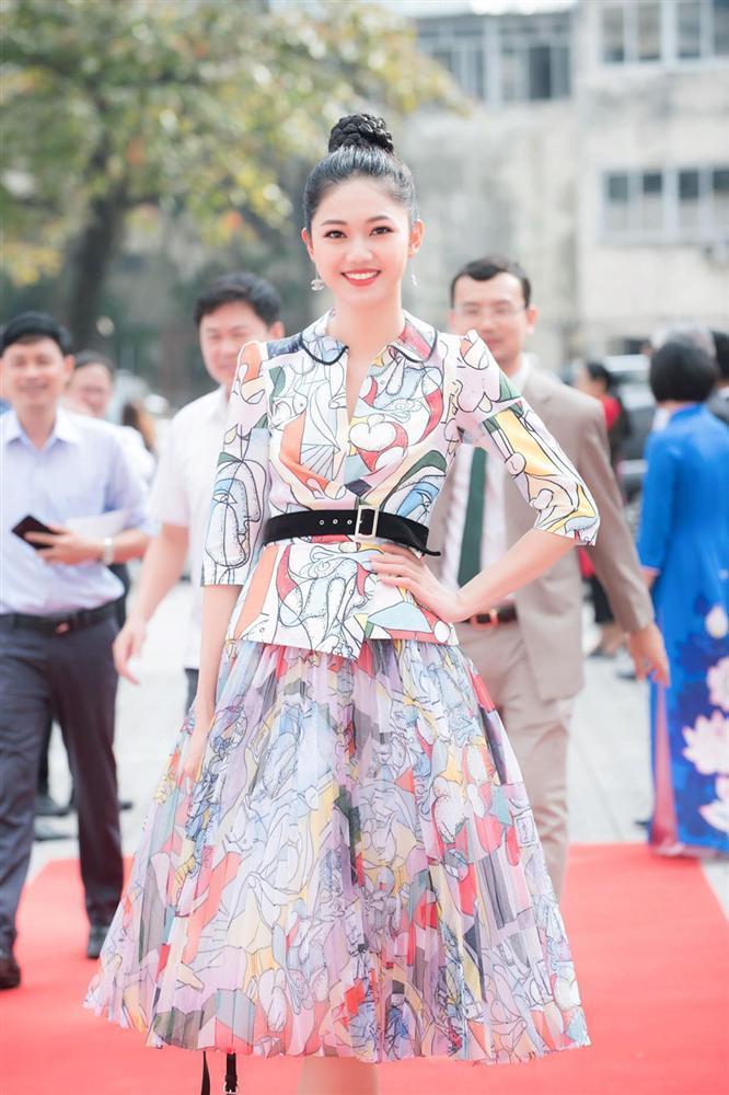 Á hậu Thanh Tú: Bạn trai lớn tuổi sắp cưới là mối tình đầu-1