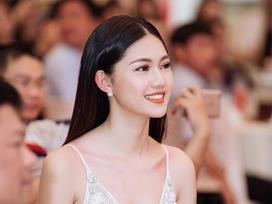 Á hậu Thanh Tú: 'Bạn trai lớn tuổi sắp cưới là mối tình đầu'