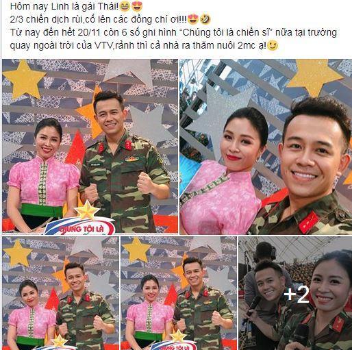 Con tim BTV Hoàng Linh đã vui trở lại sau khi hôn nhân lần 2 được cứu vãn bằng lời nhận lỗi chân thành từ ông xã-2