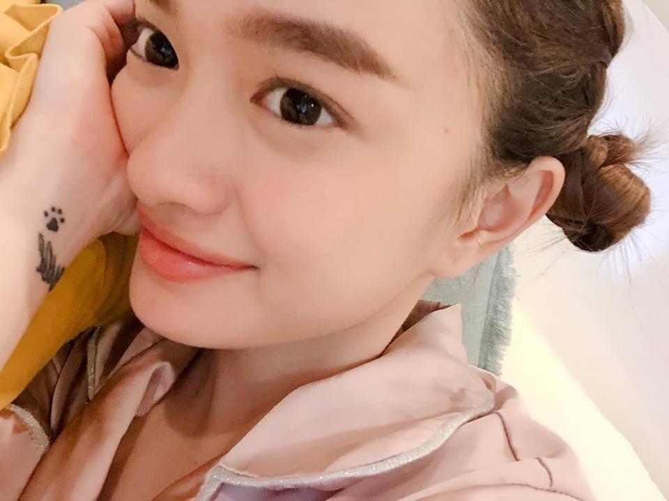 Con tim BTV Hoàng Linh đã vui trở lại sau khi hôn nhân lần 2 được cứu vãn bằng lời nhận lỗi chân thành từ ông xã-4