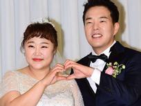 Diễn viên hài xứ Hàn giảm 30kg để mặc vừa váy cưới: 'Hiện tại chưa muốn có con'