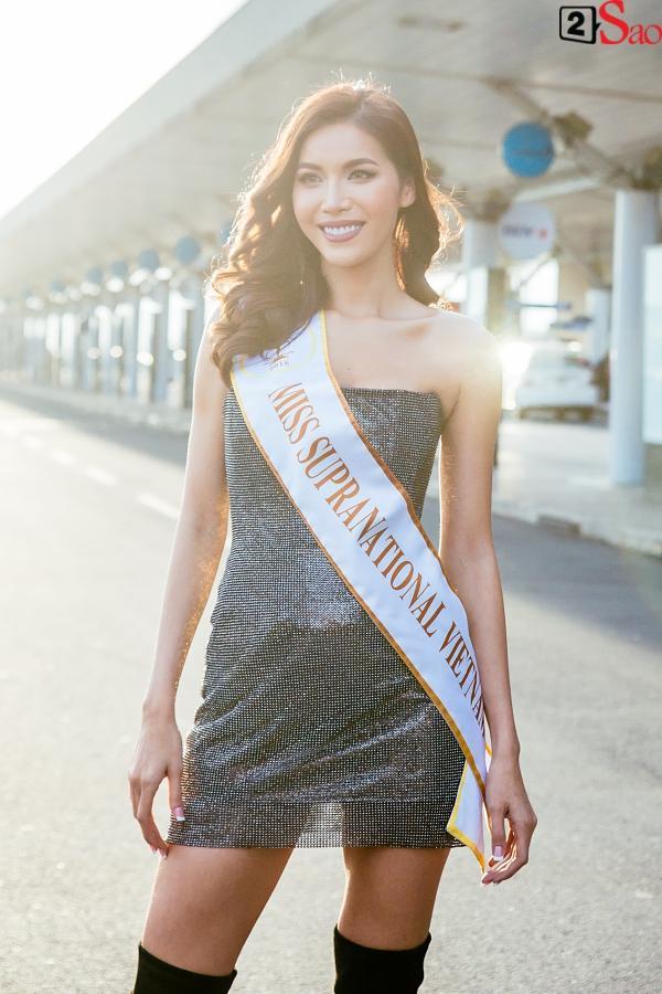 Lên đường tới Miss Supranational 2018, Minh Tú để lại lời hứa: Tôi sẽ chơi tất cả những gì mình có-4