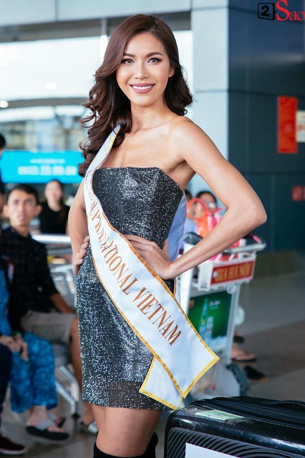 Lên đường tới Miss Supranational 2018, Minh Tú để lại lời hứa: Tôi sẽ chơi tất cả những gì mình có-1