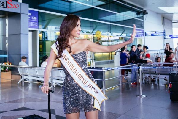 Lên đường tới Miss Supranational 2018, Minh Tú để lại lời hứa: Tôi sẽ chơi tất cả những gì mình có-10