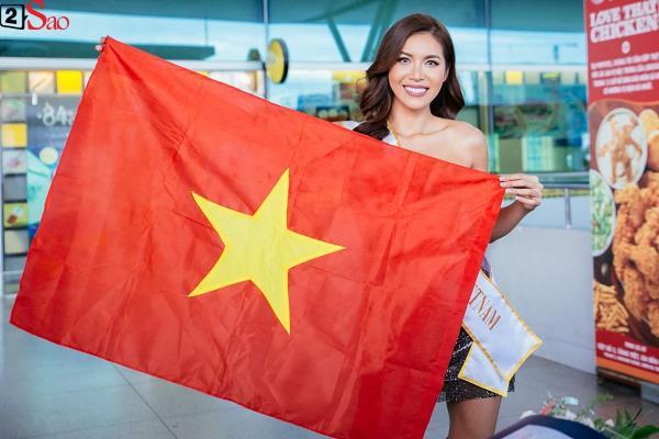 Lên đường tới Miss Supranational 2018, Minh Tú để lại lời hứa: Tôi sẽ chơi tất cả những gì mình có-5