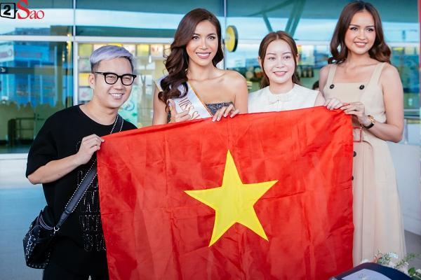 Lên đường tới Miss Supranational 2018, Minh Tú để lại lời hứa: Tôi sẽ chơi tất cả những gì mình có-6
