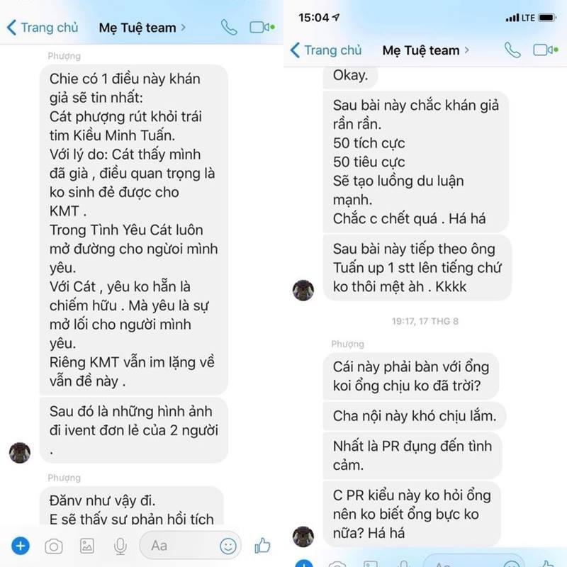SHOCK: An Nguy công khai nói xin lỗi và khẳng định Cát Phượng – Kiều Minh Tuấn chưa từng kết hôn-4