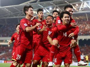 Tuyển bóng đá Việt Nam đang có chuỗi bất bại dài nhất thế giới