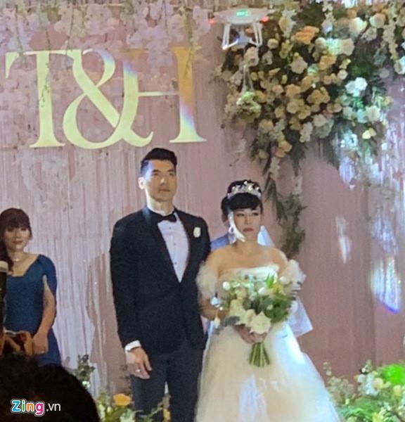 Trương Nam Thành tổ chức lễ cưới với doanh nhân hơn tuổi ở Hà Nội-1