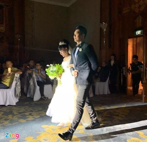 Trương Nam Thành tổ chức lễ cưới với doanh nhân hơn tuổi ở Hà Nội-2