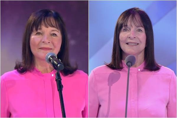 THẬT TUYỆT VỜI: Tiểu Vy đã lọt vào tầm ngắm của bà chủ tịch Miss World nhờ liên tục mặc váy hồng - xanh chuẩn phong thủy-7