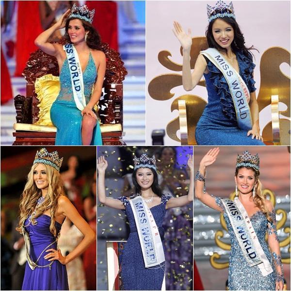 THẬT TUYỆT VỜI: Tiểu Vy đã lọt vào tầm ngắm của bà chủ tịch Miss World nhờ liên tục mặc váy hồng - xanh chuẩn phong thủy-10