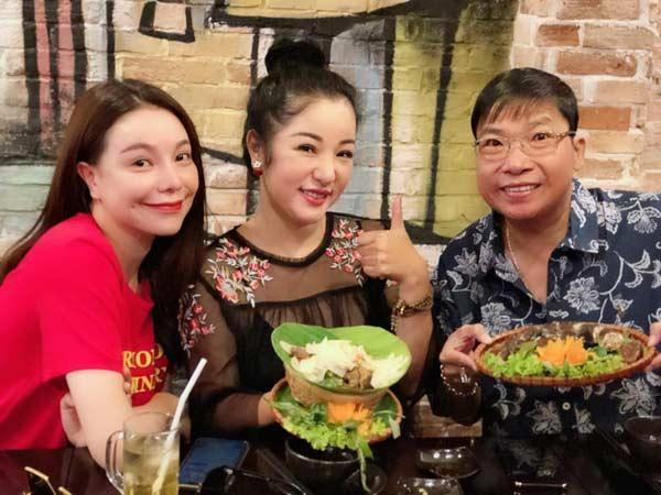 Hoa khôi Cà Mau có vòng ba 1m Trà Ngọc Hằng trả lời nghi án dao kéo-6