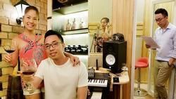 Hồ Lệ Thu độc quyền 3 ca khúc của Nguyễn Hồng Thuận với giá 300 triệu