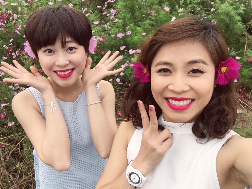 Ngỡ ngàng trước nhan sắc xinh đẹp của em gái MC Hoàng Linh-1