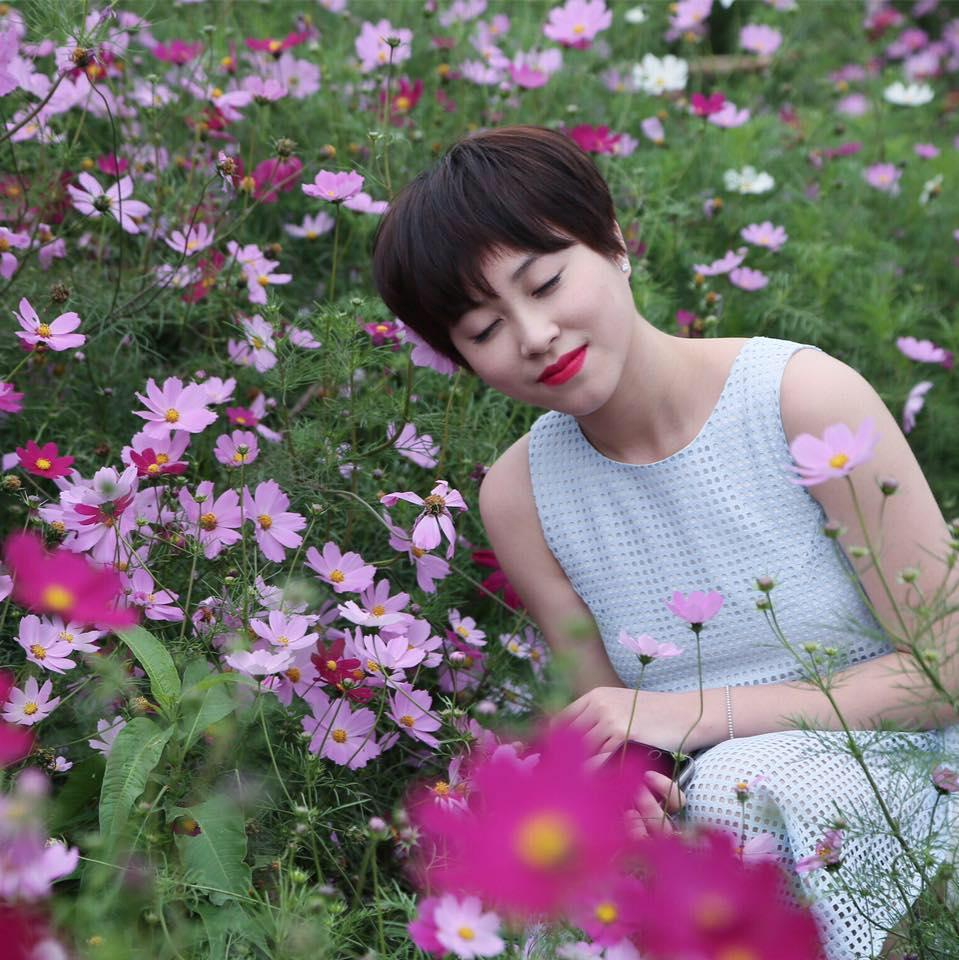Ngỡ ngàng trước nhan sắc xinh đẹp của em gái MC Hoàng Linh-7